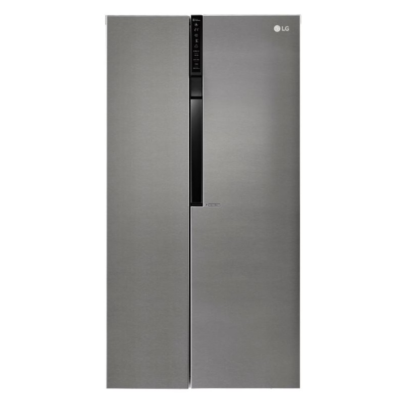 Lg gsb360basz frigorifero side by side nova inox s r l for Frigorifero side by side