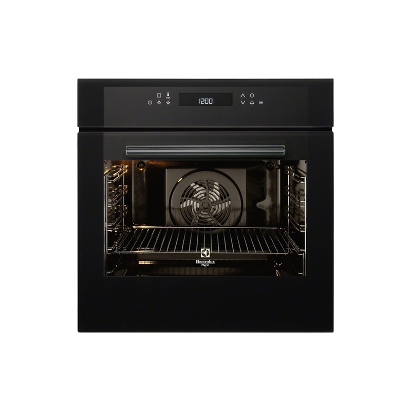 forni Electrolux Rex ELECTROLUX Electrolux FQ203NEV forno 74 L A Nero 1040 74 l, 2480 W, LCD, A {PRODUCT_REFERENCE}-1