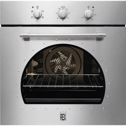 forni Electrolux Rex ELECTROLUX Electrolux FR53X forno 70 L A-10% Argento 530 FR53X - 2780W, 70L, A-10% {PRODUCT_REFERENCE}-2
